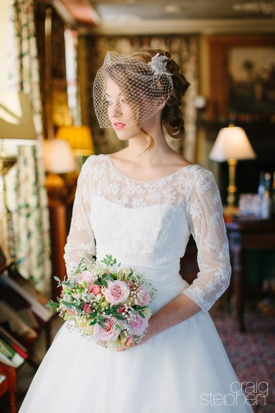 book your wedding with Louise today